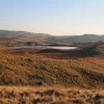 Cambrian Hills and Teifi Pools