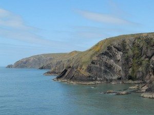 Ceibwr Bay Headlands