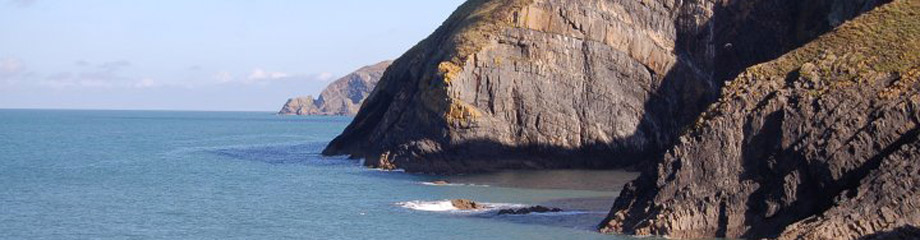 Ceibwr Cliffs