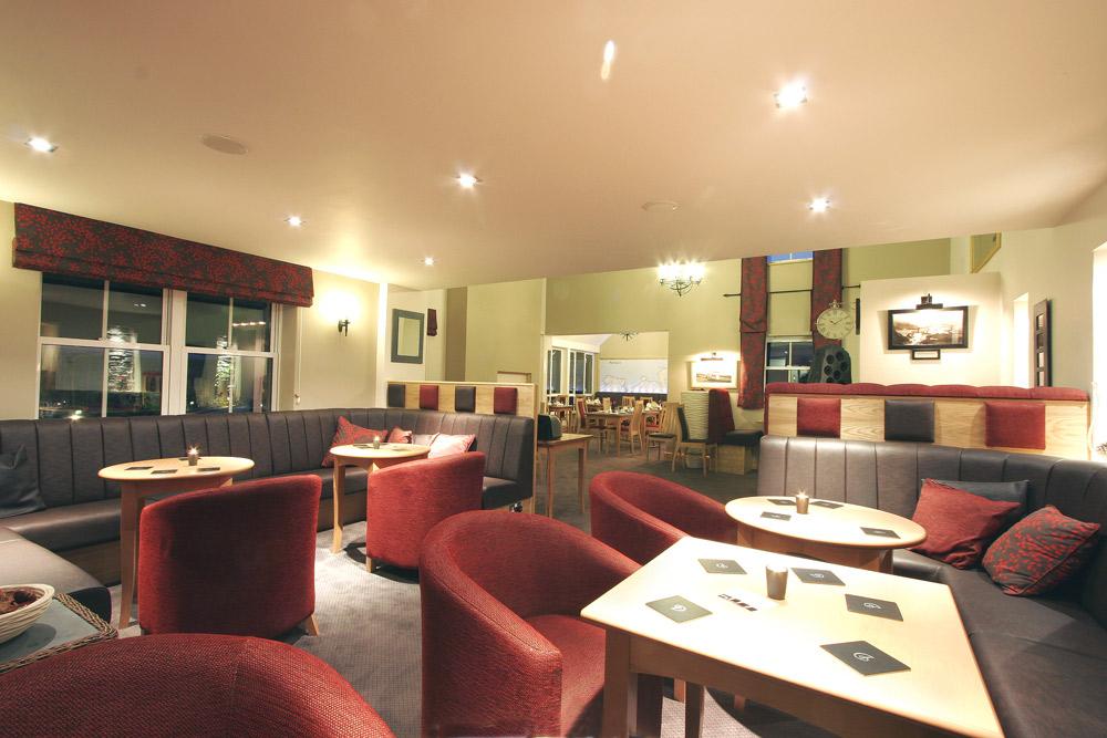 Our Contemporary Restaurant