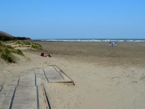 Poppit Sand Dunes